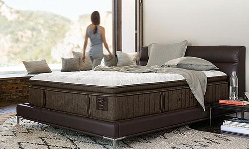 livraison et installation de matelas stearns foster vers chamb ry. Black Bedroom Furniture Sets. Home Design Ideas